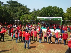 event organizer outbound gathering indonesia