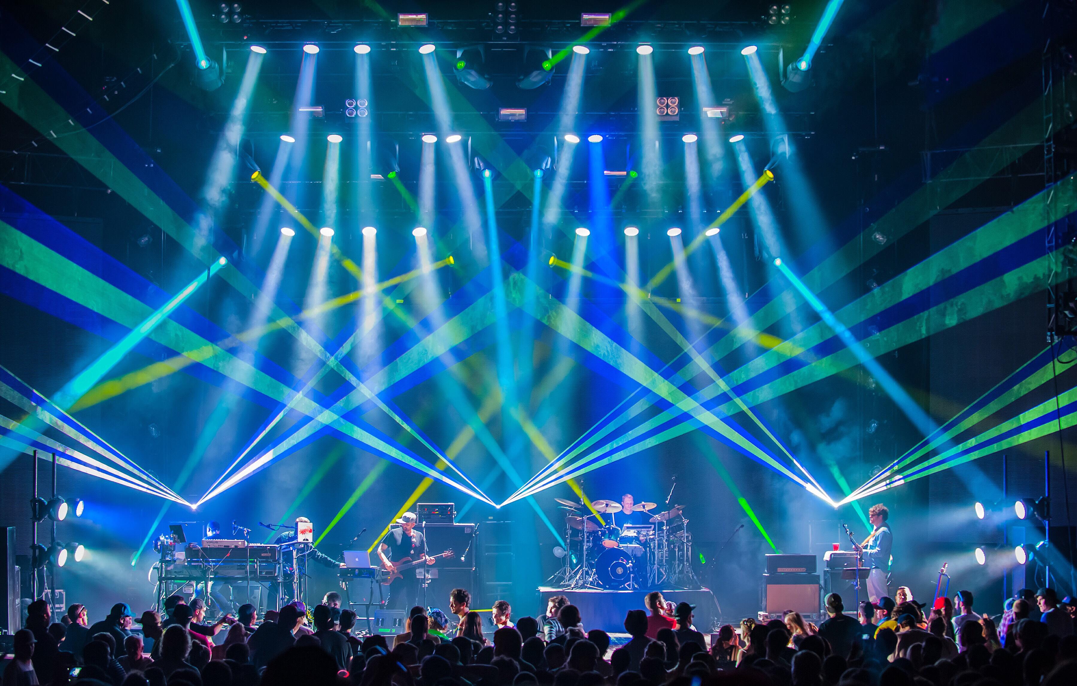 Penyelenggara  Konser/ Festival  MUSiK  Hiburan