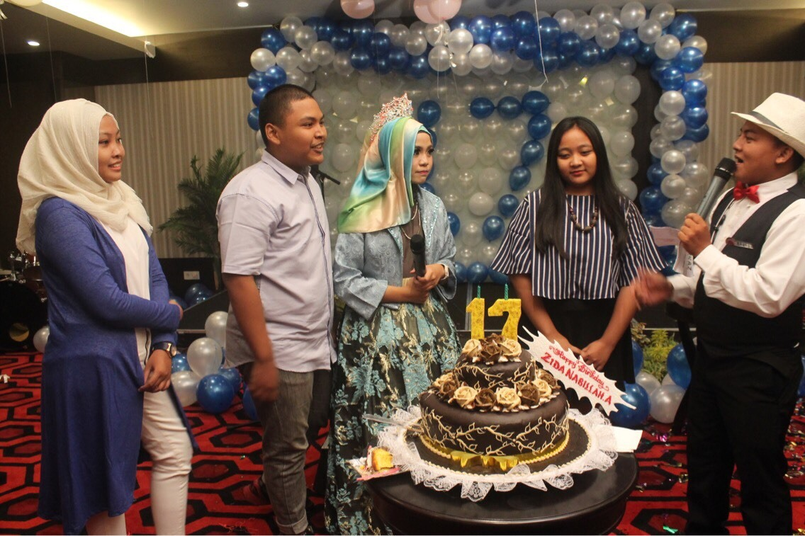 BiRTHDAY 17 jember