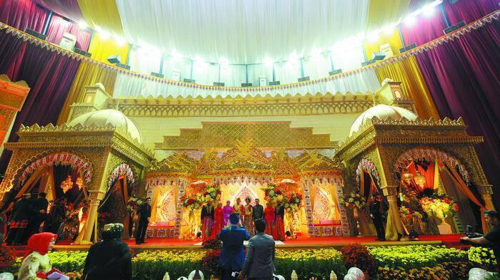 EO  Pernikahan  Syari  di  Indonesia