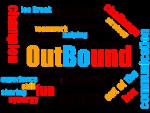 OUTBOND  atau  OUTBOUND