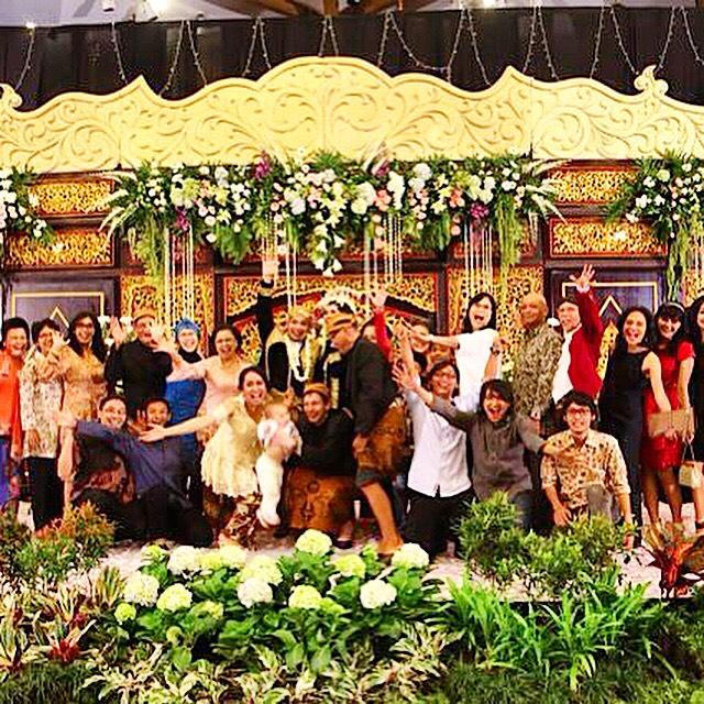 EO  wedding  Sidoarjo