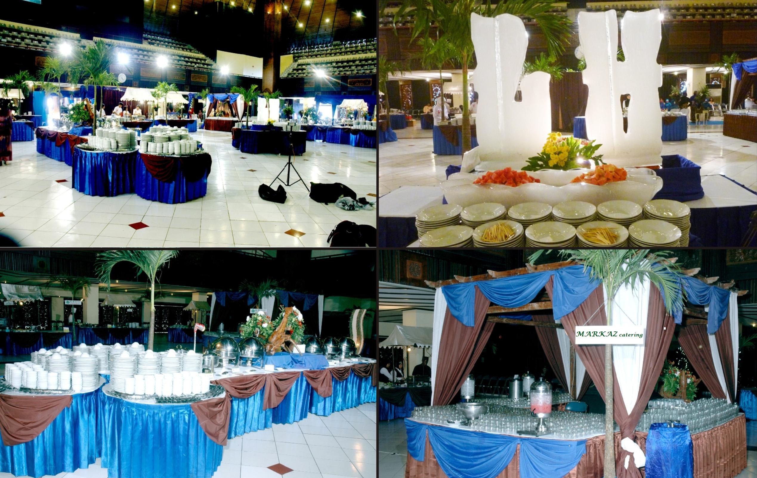 Buffet Catering Wedding Party Murah